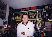 barman - Antonio